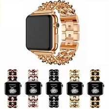 For Apple Watch Series 5/4/3/2/1 Stainless Steel Wrist Band iWatch Strap 38-44mm