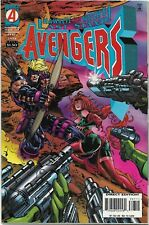 Avengers #397 - VF/NM- Hawkeye & the Withch's Last Stand