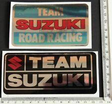 TWO TEAM SUZUKI  stickers