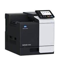 Konica Minolta Bizhub C3300i Color Laser Printer Damaged Tilt