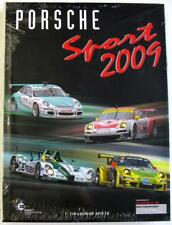 PORSCHE SPORT 2009 Ulrich Upietz & Tim Upietz ISBN 9783928540599 Car Book