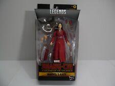 """6"""" Marvel Legends Shang Chi Ten Rings 1/12 Marvel's Katy Figure Awkwafina Target"""