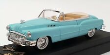 Solido 1/43 Scale Model Car 4512 - 1950 Buick Super - Lgt Blue