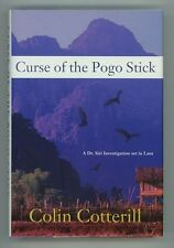 Curse of the Pogo Stick by Colin Cotterill 1st- High Grade