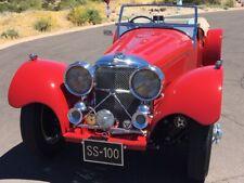 1935 Jaguar S S 100