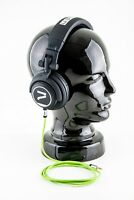 7even Kopfhörer schwarz-grün/ The Headphone black/ green Dj Sport Hifi Kopfhörer