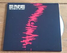 Noel Gallagher's High Flying Birds - The Dying Of The Light Promo Cd