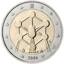 ***  2 EURO COMMEMORATIVE - UNC - BELGIQUE 2006 - REOUVERTURE  DE L'ATOMIUM  ***