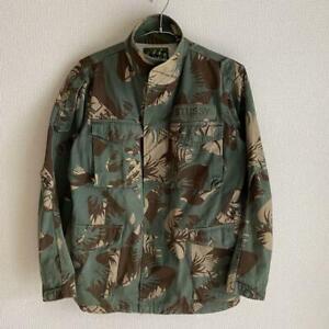 Stussy & Futura & Maharishi Triple Name Collaboration Jacket Size S outer