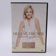 Helene Fischer so nah so fern DVD Der große Musikfilm Blick hinter die Kulissen