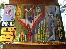 µ?b  Revue RC Pilot n°68 plan encarté Wipe / Firebird Eurofighter Yak 55