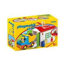 Playmobil 1-2-3 Dump Truck Building Set 70184 NEW IN STOCK