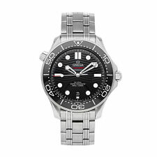 Omega Seamaster Diver 300m Auto Steel Mens Bracelet Watch 210.30.42.20.01.001