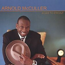 Back To Front by Arnold McCuller (CD, Sep-2001, What's Good Records)