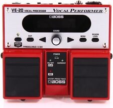 Boss VE-20 Vocal Guitar Effect Pedal