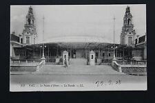 Carte postale ancienne CPA PAU - Palais d'Hiver - La Façade