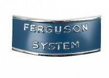 New Ford Hood Emblem for 9N 9N8215