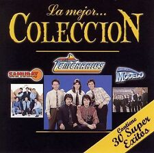 Samuray,Los Temerarios,Grupo Modelo 30 Super Exitos 2CD New Nuevo Sealed