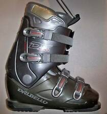 Dalbello DX Super ski boots fit regular + large calf sizes, womens 9.5