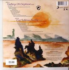 """Jimi Hendrix """"Valleys of Neptune"""" 2 Track RED VINYL RSD mancanti numerati pressione"""