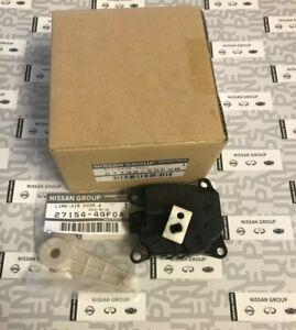 NEW OEM INFINITI Left Side Air Mix Actuator w/Link 277324GF0B Q50 Q50H Q60