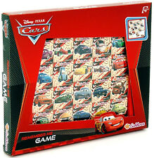Disney Pixar Cars Remember Game (memoria Me Gioco, Pexeso, coppie)