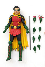 "2017 DC Comics ICONS Robin 6"" Figure Complete Super Sons Damian Wayne Batman"