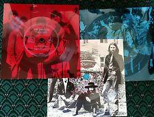 "THE BEATLES SET OF 3 FLEXI DISCS SAM GOODY PROMO 7"" 1982 CAPITOL RECORDS"