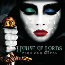 - Precious Metal House of Lords CD JEWEL -