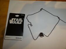 BOYS FASHION JEWELRY NECKLACE STAR WARS DARTH VADER BIOWORLD
