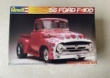 REVELL '56 FORD F-100 Street Demons - Scale 1/25