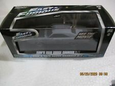 Greenlight 1:43 86217 DOM'S 1970 DODGE CHARGER R/T FAST & FURIOUS