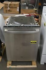 """Ge Gdt665Ssnss 24"""" Stainless Fully Integrated Dishwasher #92107 Hrt"""