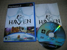 HAVEN : CALL OF THE KING - Rare Sony Playstation 2 Game