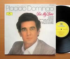 DG 2530 700 Placido Domingo Be My Love 1976 NM/EX