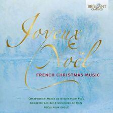 JOYEUX NOEL-French Christmas Music - 3 CD NEUF Charpentier, Marc-Antoine
