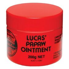 Lucas papaw ointment pawpaw cream paw paw 200g - 木瓜霜200克