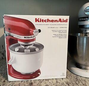 KitchenAid Ice Cream Maker Mixer Attachment- Brand New!