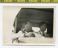 Vintage 1934 photo / FDR President Franklin D Roosevelt - RARE Unpublished Image