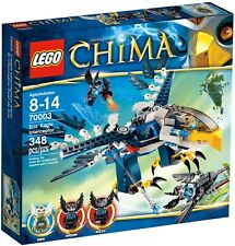 NEW SEALED LEGO 70003 LEGEND OF CHIMA ERIS EAGLE INTERCEPTOR