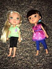 "Dora The Explorer And Friend Alana 8"" Dolls T91"