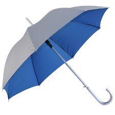 Paraguas Tono Plata 2-Plata/Azul