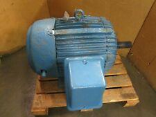 Us Motors Ct Te Electric Motor 60hp 230460v 3ph 1180rpm 364t Frame