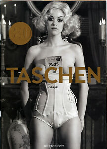 Taschen Catalog Spring/Sum 2010 • LaChapelle, New York, Rose, c'est Paris prev