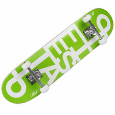 Brand New Green Ford Fiesta Skateboard With 30 3/4� x 7 1/2� Deck!