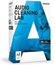 MAGIX Audio Cleaning Lab - 🔑 PC Genuine CD-KEY 🔑