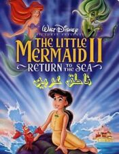 Arabic cartoon dvd the little MERMAID 2 WITH ENGLISH SUBS Egyptian dialect