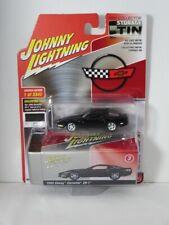 Johnny Lightning 1:64 Chevrolet Corvette ZR-1 1995 black JLCT004 Brand new