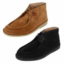 Hush Puppies Boots with Upper Leather Shoes for Men