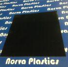 G10 Black Phenolic Sheet - 1/8' x 12' x 12'